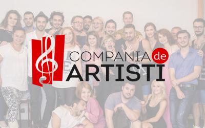 Compania de Artişti – Pregătirea următoarei generaţii de cantăreţi profesionişti