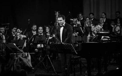 Andrei Tudor si Orchestra Simfonica Bucuresti in concert in onoarea vizitei papale